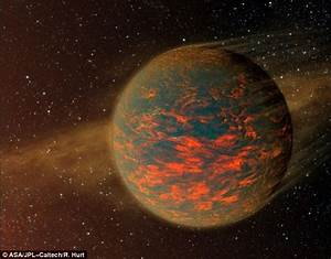 Star Wars-style planet is covered in LAVA and a 'year ...