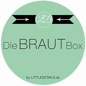 Kochboxen Für Singles : die braut box von little details abo ~ Orissabook.com Haus und Dekorationen