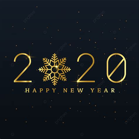 happy year greeting card background text effect