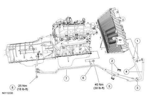 6r140 Transmission Wiring Diagram by Ford F150 F250 Transmission Leaks What Causes Ford Trucks