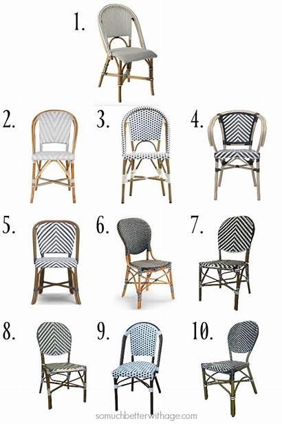 Bistro Chairs French Gatti Better Age Much
