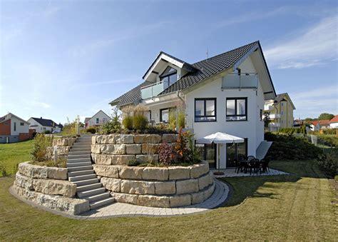 Giebel Haus Baupressekompakt Individuell Geplantes Vier Giebel Haus