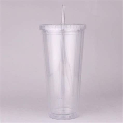 There is an option to switch the sparkles on and off. 24oz Plastic double wall straw cup on protein-shaker ...
