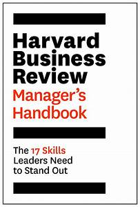 The Harvard Business Review Manager's Handbook | NewSouth ...