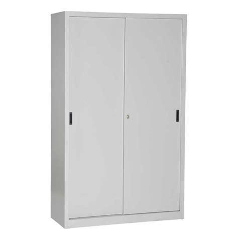 armoire porte coulissante h195 espace equipement