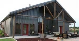 Simple Metal Home Plans Ideas by Mueller Buildings