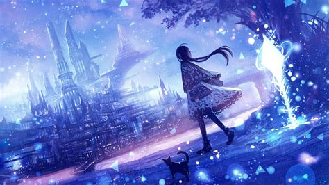 Wallpapers Hd Anime 1920x1080 - mystical 1920x1080 hd wallpaper from gallsource