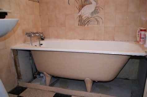 comment demonter une baignoire changer une baignoire par une 224 l italienne 1