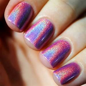 stylish hologram nail designs trends for 2017 styles