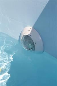 Eclairage Piscine Bois : spot pour piscine hors sol bois ~ Edinachiropracticcenter.com Idées de Décoration