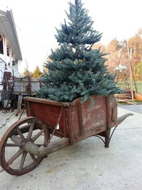 Top Rustic Outdoor Christmas Decorations Diy
