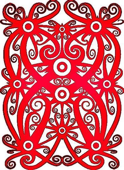 image result  batik dayak motif dayak kalimantan