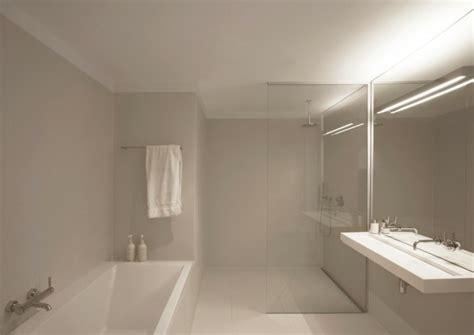 Bad Wandgestaltung Ohne Fliesen by 1001 Ideen F 252 R Badezimmer Ohne Fliesen Ganz Kreativ