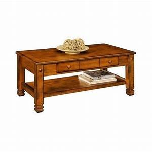 rustic oak wood carved coffee table tv stand den living With rustic coffee table and tv stand