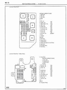 Fuse Box Diagram For A 92 Lexus Sc400