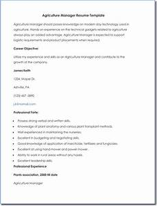 How To Make A Resume Free Sample 20 Agricultural Cv And Resume Templates Best Samples