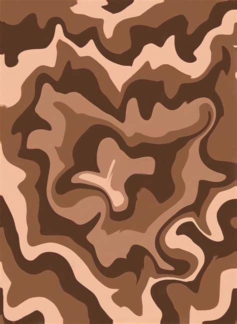 aesthetic brown in 2021 brown aesthetic edgy wallpaper