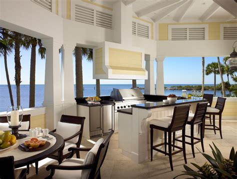 sophisticated key west style tropical porch other metro by pinto designs and associates