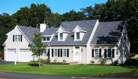 Cape Cod Style Homes Plans by Modern Cape Cod Style Home Plans