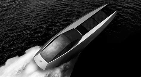 The Open Boat Feat Code by Sea Spectacles 10 Cutting Edge Boats Of The Future