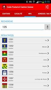 Code Postal Puget Sur Argens : code postal et canton suisse applications android sur ~ Dailycaller-alerts.com Idées de Décoration