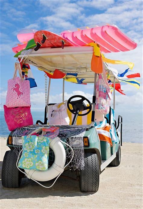 golf cart decorating ideas  easter