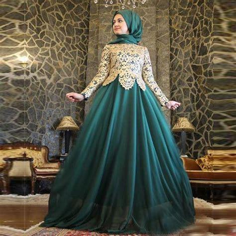 elegant lace dresses  muslim women hijabiworld