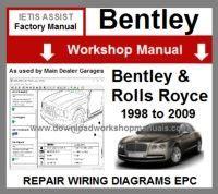 how to download repair manuals 2008 rolls royce phantom head up display bentley workshop repair manuals
