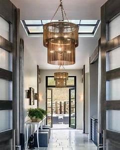 Top, 40, Best, Foyer, Lighting, Ideas