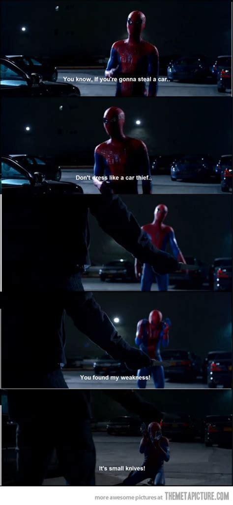 spider man funny quotes quotesgram