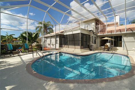 Vacation Rental Cape Coral With Boat by Villa Annarose Vacation Rental Cape Coral
