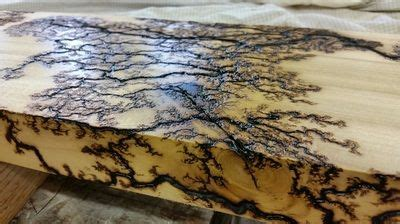 fractal burning furniture  anew wood art projects