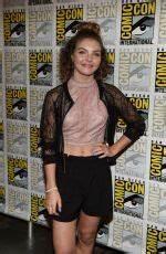 CAMREN BICONDOVA at Gotham Press Line at Comic-con in San ...