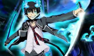 Blue Exorcist Rin Okumura Demon