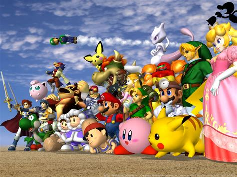 Super Smash Brothers Melee Iso
