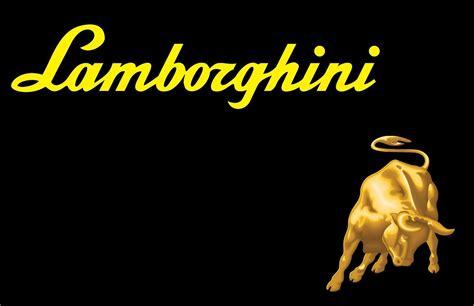 lamborghini symbol on car lamborghini logo wallpapers wallpaper cave