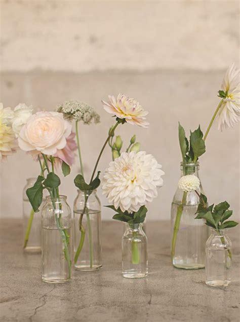 wedding decoration flower vase magnolia wedding decor wedding details bud vases centerpieces photo danelle