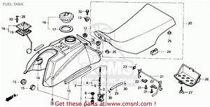 2004 Honda Trx 250 Recon Carb Diagram  2004  Free Engine