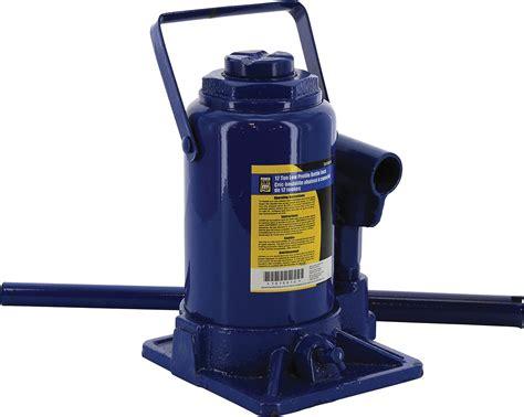 12 Ton Low Profile Hydraulic Bottle Jack