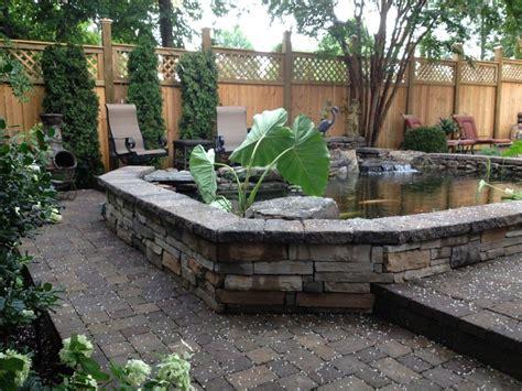 Raised Pond  Home  Pinterest  Ponds Backyard, Garden