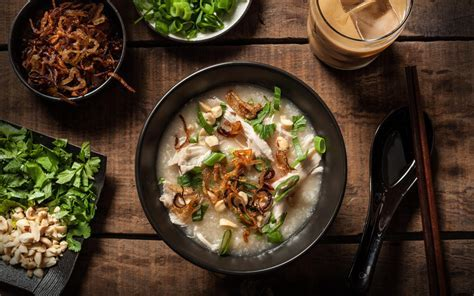 Vietnamese Chicken Rice Porridge (Cháo) Recipe   Chowhound