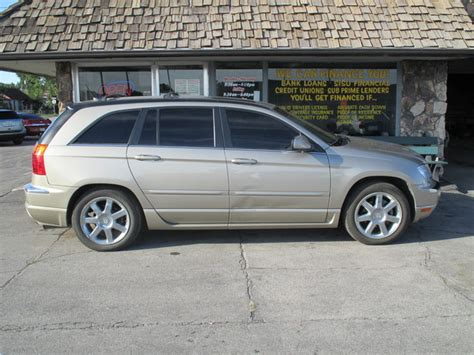 2008 Chrysler Pacifica For Sale by 2008 Chrysler Pacifica For Sale In Council Bluffs Ia 144613