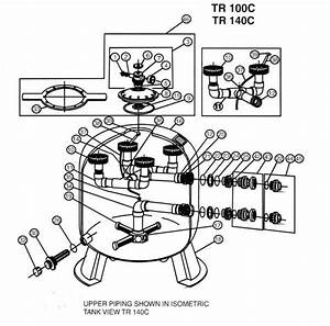Purex Triton Tr100c Parts Diagram