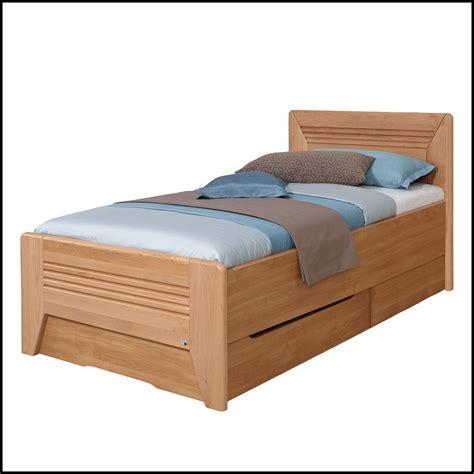Bett 120 Cm Breit Mit Bettkasten  Betten  House Und
