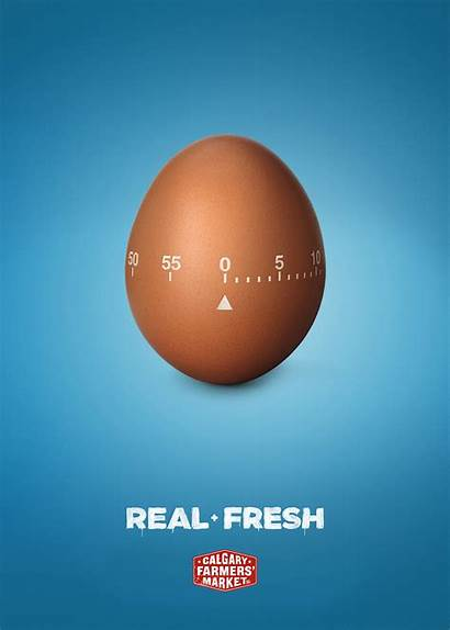 Advertising Creative Egg Ads Posters Eggs Ad