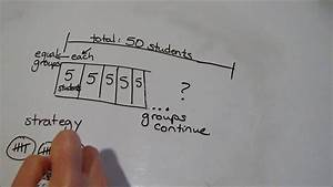 7 Strip Diagrams  Multiply And Divide