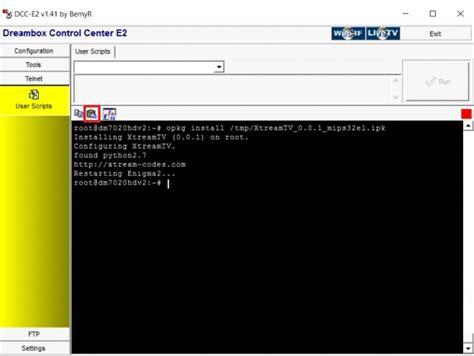 Setup Iptv Using Xtreamtv Plugin In Enigma 2 Iptv Land