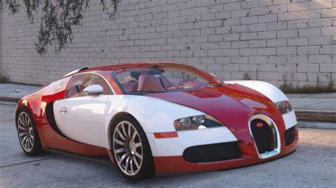 Bugatti Veyron In by Bugatti Veyron 2009 Add On Replace Auto Spoiler
