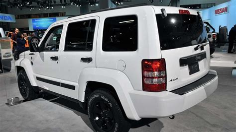 silver jeep liberty with black rims 2012 jeep liberty arctic 2011 los angeles auto show