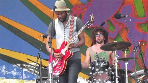 gary clark jr third stone from the sun jazzfest 2013